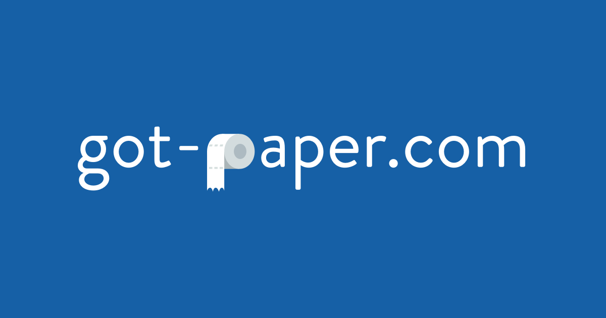 The Got Paper domain
